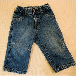Gymboree Blue Jeans Baby Boys Adorable 6-12 Months